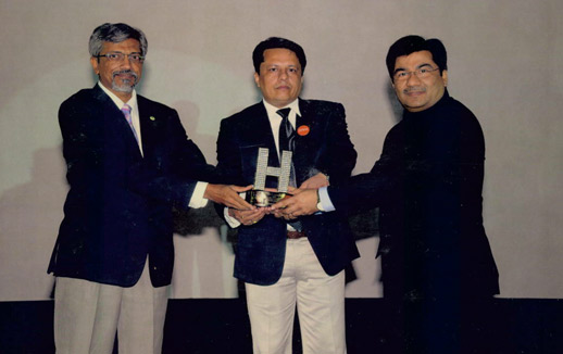 Highest Sales Award in B2G (Pan India) by HITACHI